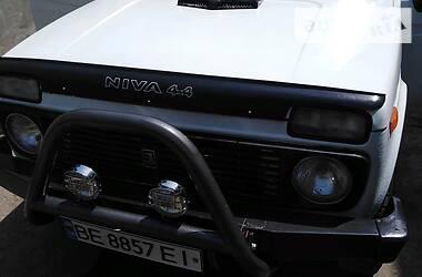 Внедорожник / Кроссовер ВАЗ 21214 2002 в Первомайске