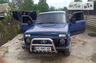 Внедорожник / Кроссовер ВАЗ 21214 2008 в Васильковке