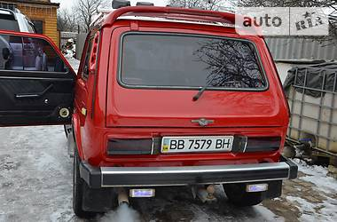 ВАЗ 2121 1983 в Лисичанске