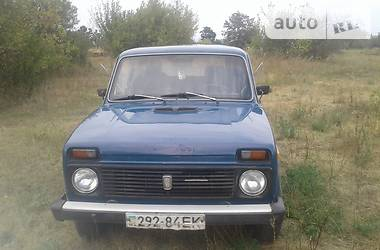 ВАЗ 2121 1989 в Донецке
