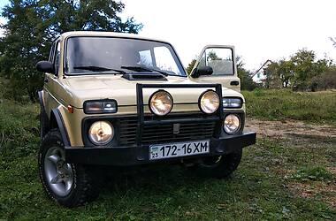ВАЗ 2121 1991 в Полонном