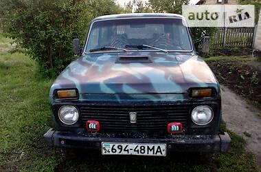 ВАЗ 2121 1981 в Черкассах
