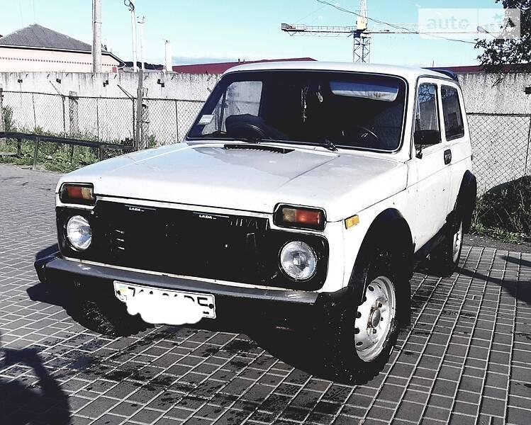 ВАЗ 2121 1989 в Мукачево