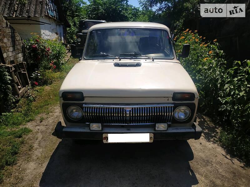 ВАЗ 2121 1991 в Корсуне-Шевченковском