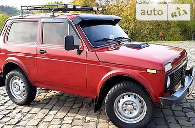 Внедорожник / Кроссовер ВАЗ 2121 1990 в Житомире