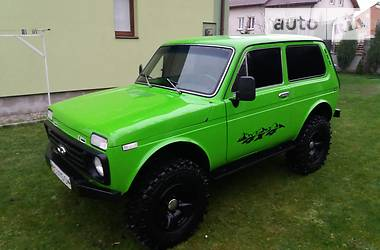 ВАЗ 2121 1980 в Львове