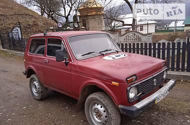 ВАЗ 2121 1992 в Снятині