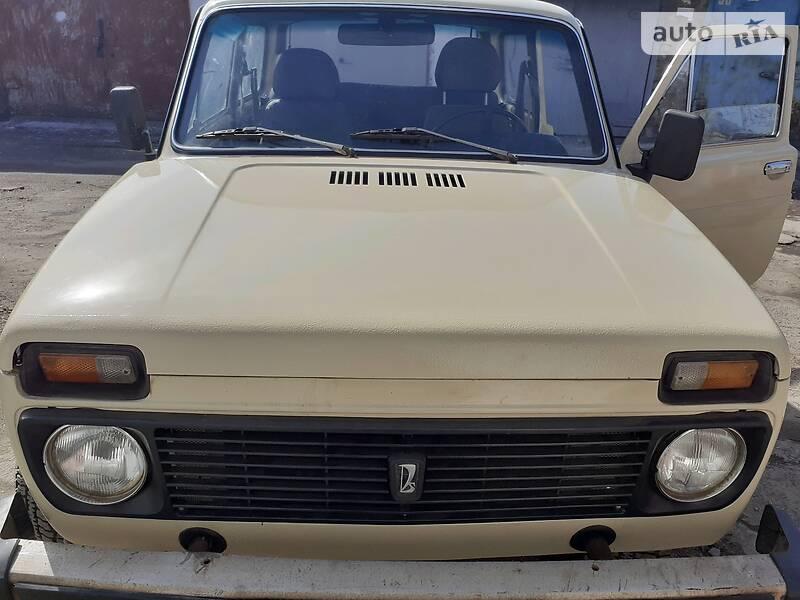 Внедорожник / Кроссовер ВАЗ 2121 1985 в Кривом Роге