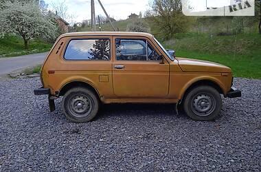 Внедорожник / Кроссовер ВАЗ 2121 1980 в Виннице