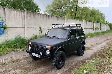 Внедорожник / Кроссовер ВАЗ 2121 1986 в Луцке