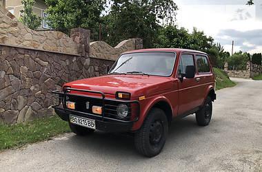 Внедорожник / Кроссовер ВАЗ 2121 1991 в Бучаче