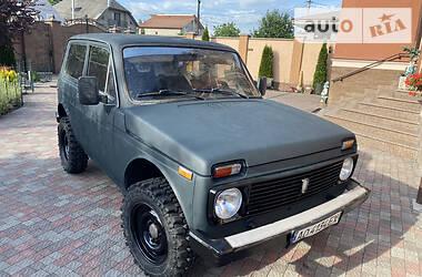 Внедорожник / Кроссовер ВАЗ 2121 1984 в Мукачево