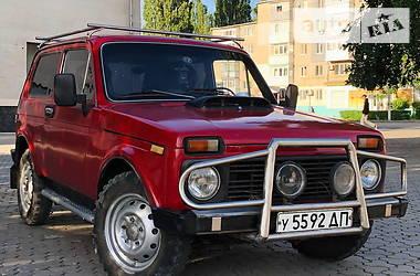 Внедорожник / Кроссовер ВАЗ 2121 1990 в Вольногорске