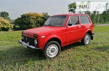 Внедорожник / Кроссовер ВАЗ 2121 1991 в Каменском