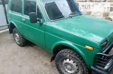 Внедорожник / Кроссовер ВАЗ 2121 1983 в Чорткове