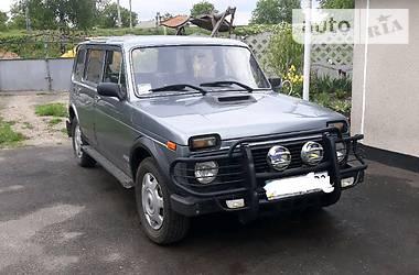 ВАЗ 2131 1998 в Корсуне-Шевченковском