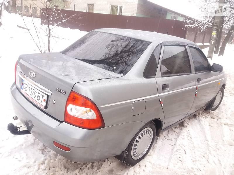 Lada (ВАЗ) 2170 2008 года в Чернигове