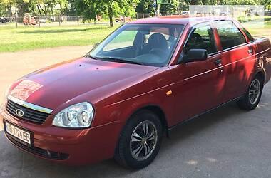 Седан ВАЗ 2170 2007 в Чернигове