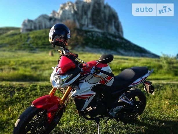 Мотоцикл Без обтікачів (Naked bike) Viper N 2014 в Лимані