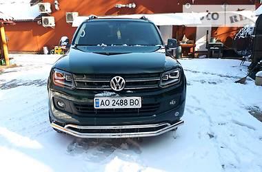 Volkswagen Amarok 2015 в Ужгороде