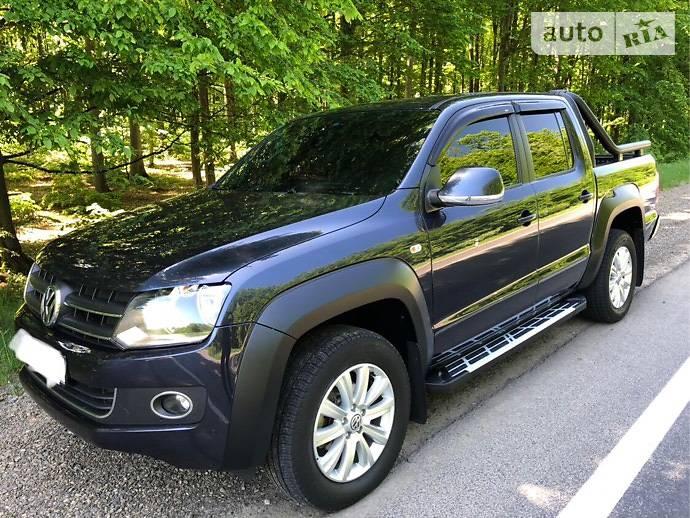 Volkswagen Amarok 2013 в Черновцах
