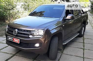 Volkswagen Amarok 2016 в Одесі