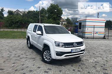 Volkswagen Amarok 2016 в Білій Церкві