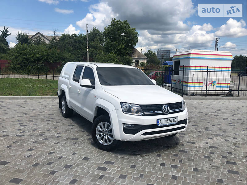 Volkswagen Amarok 2016 року в Києві