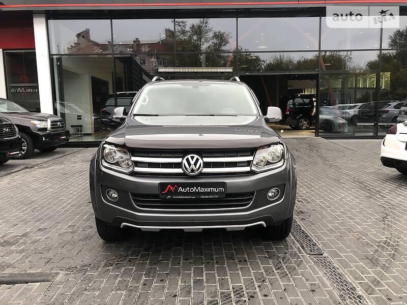 Volkswagen Amarok 2014 в Одессе