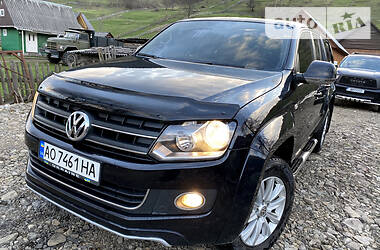 Volkswagen Amarok 2014 в Поляне