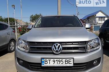 Позашляховик / Кросовер Volkswagen Amarok 2016 в Херсоні