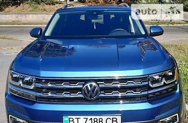 Внедорожник / Кроссовер Volkswagen Atlas 2019 в Киеве