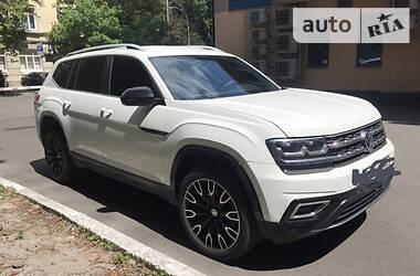 Внедорожник / Кроссовер Volkswagen Atlas 2018 в Киеве