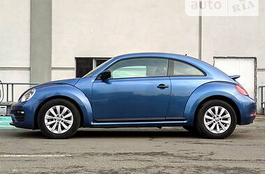 Купе Volkswagen Beetle 2016 в Києві