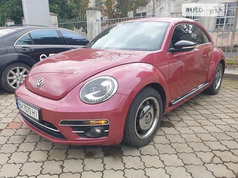 Хэтчбек Volkswagen Beetle 2017 в Одессе