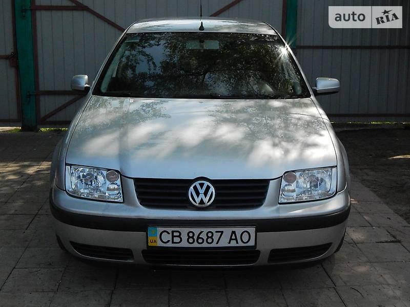 Volkswagen Bora 2005 в Чернигове