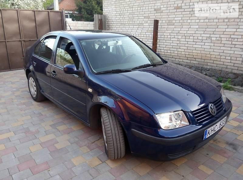 Volkswagen Bora 2000 в Харькове