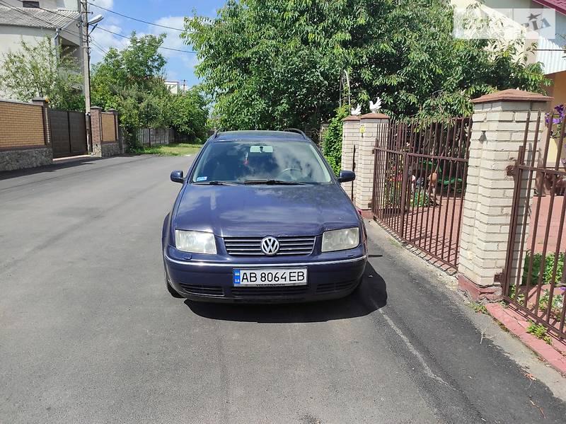 Унiверсал Volkswagen Bora 2002 в Вінниці