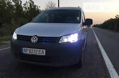 Volkswagen Caddy груз-пас 2012 в Васильевке