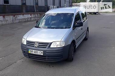 Volkswagen Caddy груз-пас 2004 в Киеве