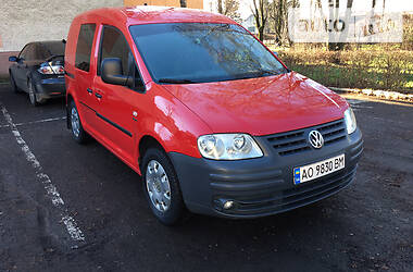 Volkswagen Caddy груз-пас 2008 в Виноградове