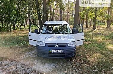 Универсал Volkswagen Caddy груз-пас 2008 в Маневичах