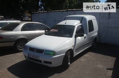 Volkswagen Caddy груз. 1996