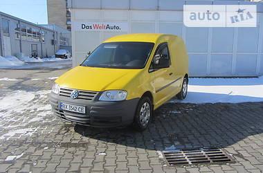 Volkswagen Caddy груз.  2007