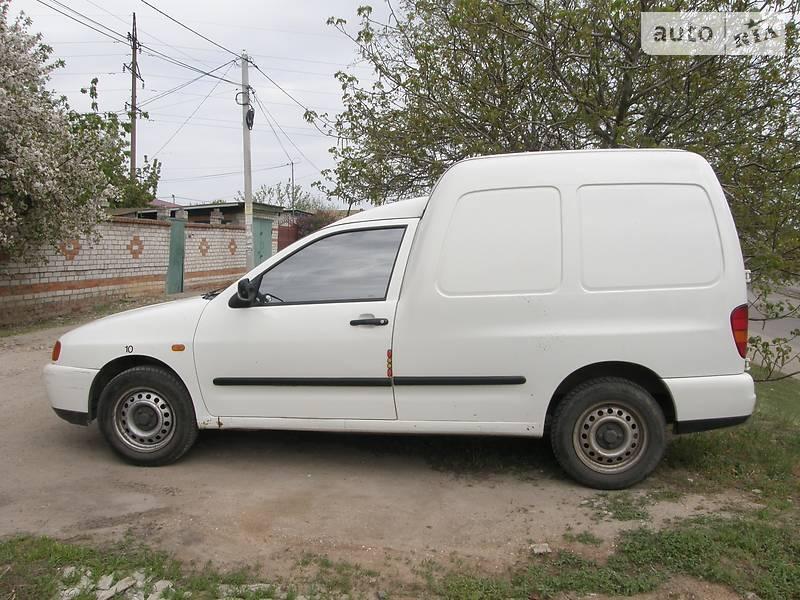 Volkswagen Caddy груз. 1999 в Николаеве