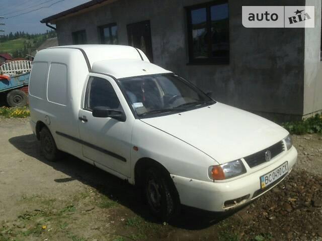 Volkswagen Caddy груз. 1997 в Турке