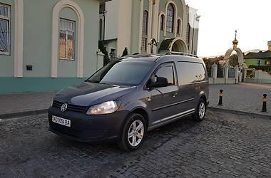 Volkswagen Caddy груз. 2011 в Ужгороде