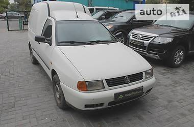 Volkswagen Caddy груз. 1997 в Полтаве