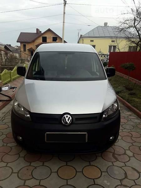 Volkswagen Caddy груз. 2012 года в Тернополе