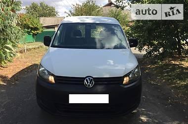 Volkswagen Caddy груз. 2015 в Черкассах